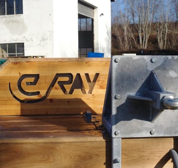 e.Ray joins ESA`s Business Incubator