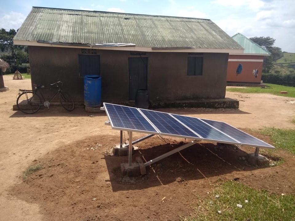 Marktstart in Uganda