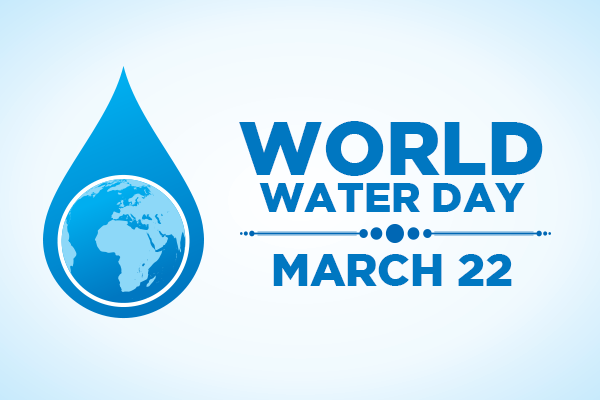 Celebrating the world water day